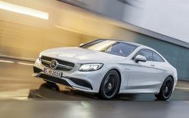 Mercedes-Benz S65 AMG Coupe sẽ trình làng vào tháng 7