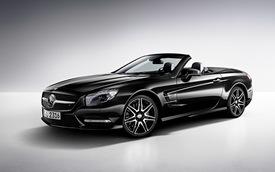Mercedes-Benz SL400: Mạnh mẽ và tiết kiệm nhiên liệu hơn