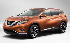 Diện kiến Nissan Murano thế hệ mới