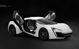 Siêu xe Ả Rập Lykan Hypersport mạnh hơn dự kiến