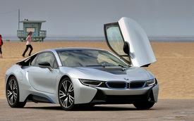 """BMW i8 chính thức """"lăn bánh"""" vào tháng 6 này"""