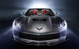 Chụp ảnh Corvette Z06 Convertible, kiếm về 5.000 USD