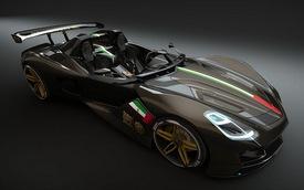 Dubai Roadster - Đối thủ mới của KTM X-Bow
