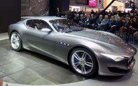 Maserati thành công ngoài mong đợi trong năm 2014