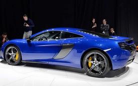 McLaren nói không với xe SUV