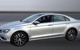 """Volkswagen New Mid-Size Coupe """"kém sắc"""" hơn bản Concept"""