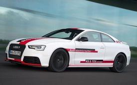 Audi RS5 TDI Concept: Nhanh, mạnh và tiết kiệm nhiên liệu