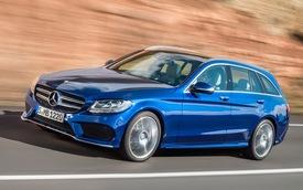 Mercedes-Benz C-Class Estate: Thoải mái hơn với không gian rộng rãi