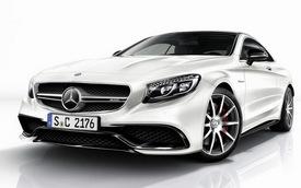 Mercedes-Benz S63 AMG Coupe nhanh hơn với gói nâng cấp mới