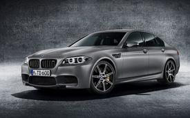 BMW M5 '30 Jahre M5 - Mẫu M5 nhanh nhất từ trước tới nay