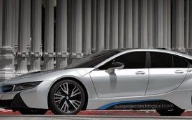 BMW i9 - Bản coupe bốn cửa của BMW i8
