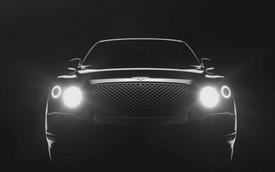 Bentley hé lộ hình ảnh SUV siêu sang trong video mới