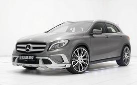 Mercedes-Benz GLA: Đẹp hơn và mạnh hơn với bản độ của Brabus