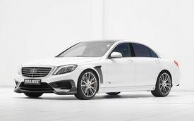 Mercedes-Benz 850 Biturbo S-Class - S-Class thế hệ mới mạnh mẽ nhất của Brabus