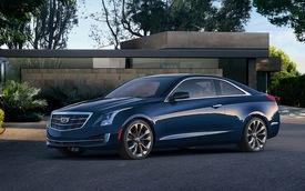 Cadillac ATS Coupe có giá từ 38.990 USD