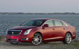 Cadillac XTS 2015: Thêm sang trọng, an toàn và hiện đại