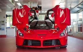 Ferrari: Mỗi năm sản xuất một siêu xe mới