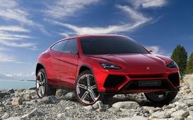 Urus - Siêu xe tăng áp đầu tiên của Lamborghini