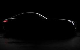 Hé lộ hình ảnh siêu xe Mercedes-Benz AMG GT