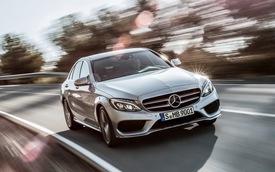 C-Class mang về thành công lớn cho Mercedes-Benz