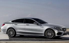 Mercedes-Benz C-Class có thêm phiên bản coupe 4 cửa