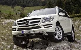 Mercedes-Benz GL 2015 tiết kiệm nhiên liệu hơn với sức mạnh không đổi