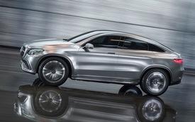 Mercedes-Benz GLC - Đối thủ mới của BMW X4
