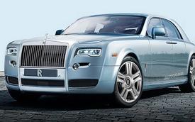 """Rolls-Royce phát triển """"bóng ma"""" Phantom mới"""