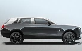 Tương lai của Rolls-Royce SUV chưa rõ ràng