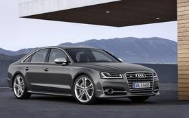 Audi A8 2015 có giá từ 78.295 USD