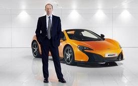 Siêu xe McLaren P13 sẽ trình làng vào năm 2015