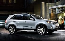 Kia Sorento giá chỉ từ 769 triệu đồng - SUV 7 chỗ 'ngon bổ rẻ' trong tháng 7