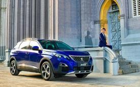 Peugeot 3008 - SUV đô thị cho người Việt trẻ thành đạt