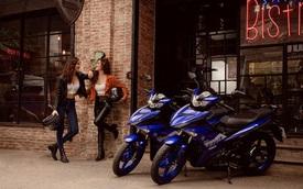 Cơ hội lớn trúng thưởng Yamaha MT-15 khi mua Yamaha Exciter