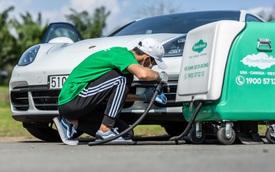 Rửa xe tận nơi, không tiếp xúc ra mắt khách hàng Việt với giá từ 30.000 đồng