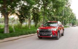 Xe Toyota nghèo trang bị - Câu chuyện đã là dĩ vãng