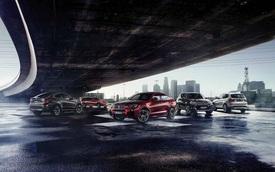 5 điều thú vị về BMW X Series không phải ai cũng biết