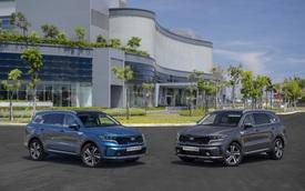Kia Sorento 2021 - SUV 7 chỗ đa dạng phiên bản cho khách hàng Việt