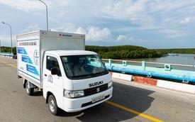 "Hơn 2 triệu khách hàng tự tin chọn ""Vua xe tải nhẹ"" Super Carry Pro của Suzuki"