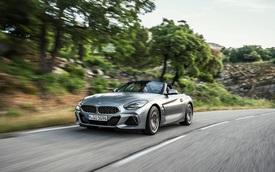 BMW Z4 dự kiến về Việt Nam đầu tháng 11