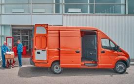 GAZelle NEXT VAN - Xe tải Van nhập khẩu nguyên chiếc từ Châu Âu