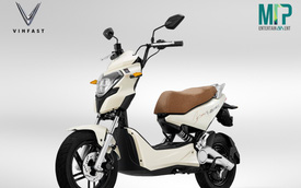 VinFast ra mắt xe máy điện mang dấu ấn của Sơn Tùng M-TP