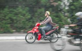 """Sirius Fi - xe máy số """"siêu"""" tiết kiệm nhiên liệu hàng đầu Việt Nam"""