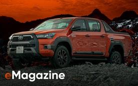 Toyota Hilux mới - Khi 'giá trị cốt lõi' khoác áo mới