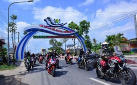 Hành trình cùng Honda chinh phục cực Nam của 60 bikers