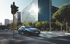 BMW 5 Series mới: Hoàn thiện hơn với nhiều nâng cấp nổi bật