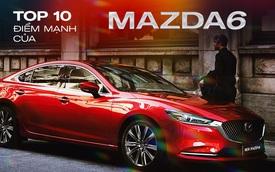 10 điểm giúp Mazda6 mới thuyết phục khách hàng Việt Nam