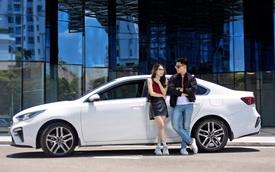 Kia Cerato - Sedan cỡ C hút khách tại Việt Nam