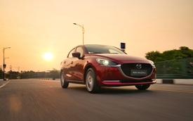 Mazda2 mới tái định nghĩa phân khúc sedan hạng B tầm giá 500 triệu đồng