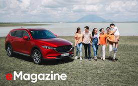 Mazda CX-8 - SUV 7 chỗ sang trọng và tiện nghi cho gia đình